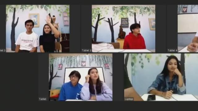 Para Bintang Sinetron Dari Jendela SMP Diminta Berganti Peran, Bagaimana Jadinya?