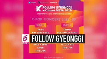 Hubungan negara ASEAN dan Korea Selatan memang begitu erat. Terutama Indonesia, ketertarikan terhadap budaya, musik, dan wisata Korea Selatan meningkat. Untuk itu, Indonesia dipilih sebagai negara pertama untuk acara Gyeonggi K-Culture Festa 2019.