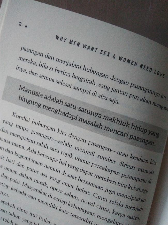Buku yang menarik soal hubungan./Copyright Vemale/Endah