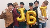JBJ juga sempat menggelar acara jumpa fans dan konser solo berkata dukungan dari para penggemarnya yang akrab disapa Joyful. Dan kini 7 bulan sudah berlalu, dan JBJ harus bubar pada akhir April 2018 ini. (Foto: Soompi.com)