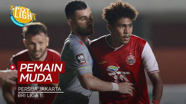 Berita video spotlight kali ini membahas tentang empat pemain muda Persija Jakarta yang bisa bersinar di BRI Liga 1.