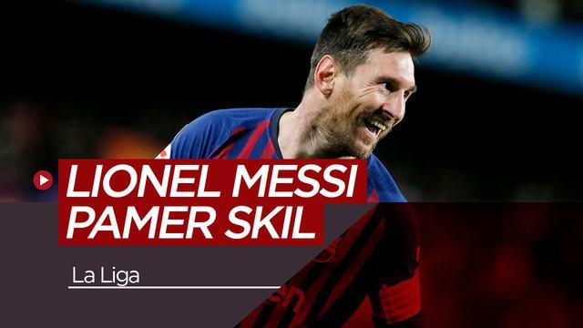 Berita Video Messi dan Pique Pamer Skill saat Sesi Latihan di La Liga