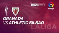 Live streaming Granada vs Athletic Bilbao. (Dok. Vidio)