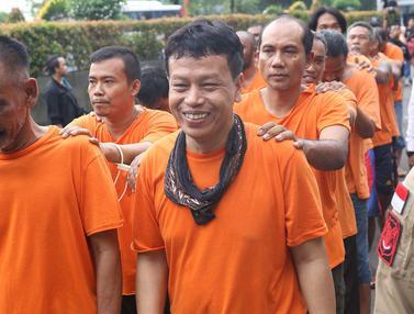 Polres Jakarta Barat Tangkap 23 Preman