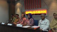 """Ketua [Ombudsman ](4022842 """""""")RI, Amzulian Rifai. (Merdeka.com)"""