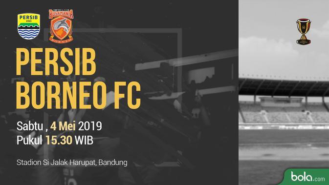 Live Streaming Piala Indonesia di RCTI: Persib Vs Borneo FC - Indonesia Bola.com