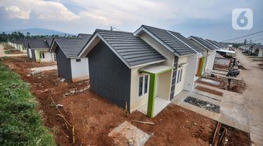 FOTO: Target Bantuan Rumah Subsidi 2021