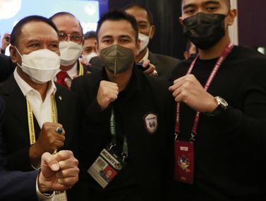 Foto Liga 1: Debut Raffi Ahmad dan Kaesang di Kongres Tahunan PSSI