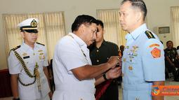 Citizen6, Bogor: Kursus Athan ini diikuti 46 orang, terdiri dari TNI AD 22 orang, TNI AL 13 orang dan TNI AU 11 orang. (Pengirim: Badarudin Bakri)