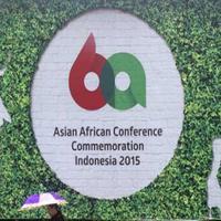 Indonesia mantapkan diri dukung Palestina merdeka dalam Konferensi Asia Afrika 2015.