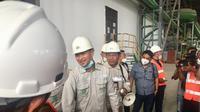 Dinas Nakertrans Sulteng saat berdialog dengan karyawan PT IMIP pada Januari 2020 lalu. (Foto: Liputan6.com/Heri Susanto)