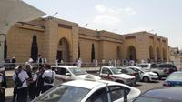 Masjid Ibnu Abbas di kota Thaif dibangun pada 592 H. (www.haji.kemenag.go.id)