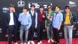 BTS masuk dalam daftar tersebut, lantaran grup ini dinilai berhasil menorehkan berbagai prestasi. Mulai dari memenangkan Social Artist di Billboard Music Awards 2018. (Foto: soompi.com)