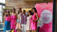 L'Occitane memeriahkan International Women's Day dengan sejumlah acara menarik, seperti talkshow dan workshop membuat parfum sendiri.