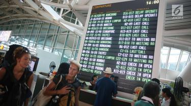 Gunung Agung-Bandara Ngurah Rai