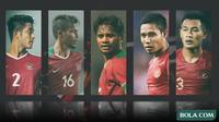 Trivia - Generasi Emas Timnas Indonesia U-19 2013 (Bola.com/Adreanus Titus)