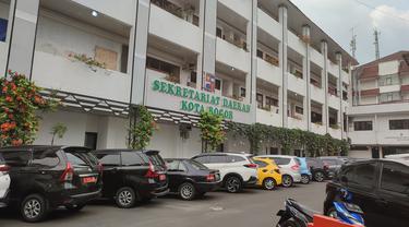 Sekretariat Daerah Kota Bogor.