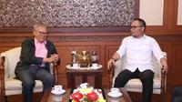 Pemerintah Indonesia melalui Kementerian Ketenagakerjaan RI (Kemnaker) mendukung rencana pelaksanaan kompetisi Indonesia Rope Challenge 2018.