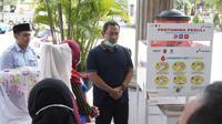 BAZNAS Kota menggandeng Pertamina untuk bisa membantu Pemkot Semarang menyerahkan sejumlah bantuan yang diperuntukkan bagi masyarakat, Rabu (1/4).