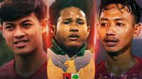 Timnas Indonesia - Calon bintang Indonesia di Piala Dunia U-20 2021 (Bola.com/Adreanus Titus)