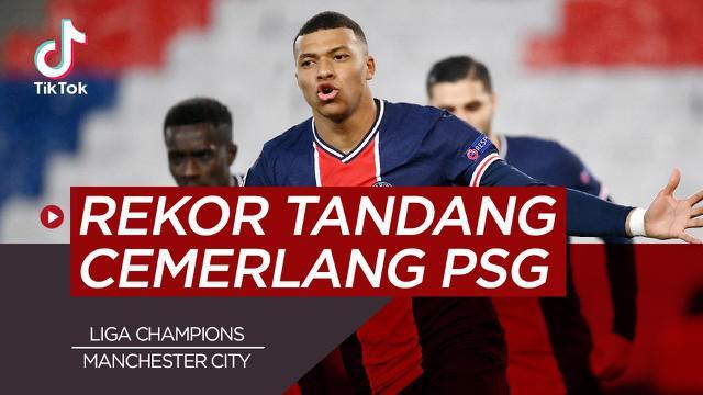 Berita video tiktok Bola.com kali ini membahas tentang rekor tandang bagus PSG di Liga Champions musim ini yang harus diwaspadai Manchester City.
