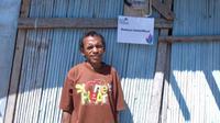 Penantian 20 Tahun, Rumah Benyamin Kini Dipasang Listrik