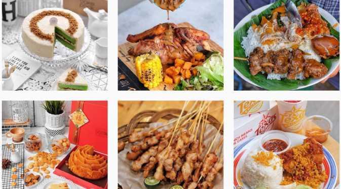 10 Akun Instagram Kuliner Yang Wajib Kamu Follow Tekno Liputan6 Com