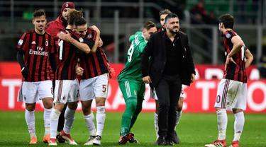 AC Milan-Gennaro Gattuso