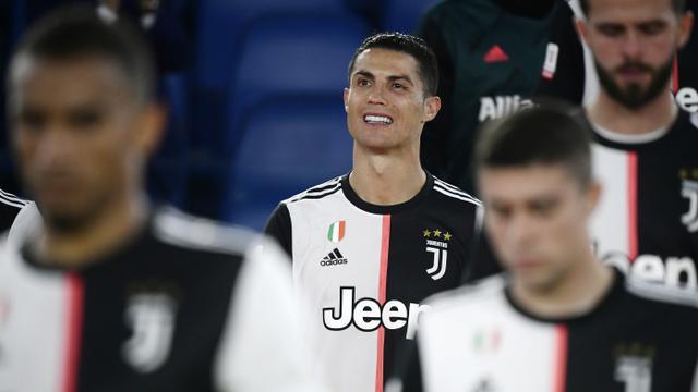 Cristiano Ronaldo Coppa Italia