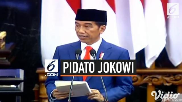 Presiden Jokowi berjanji tetap memberikan gaji ke-13 dan THR kepada PNS pada 2020.