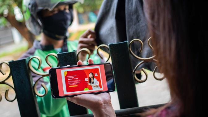 Telkomsel merilis paket data khusus untuk mitra GoFood dengan harga yang terjangkau (Foto: Telkomsel).