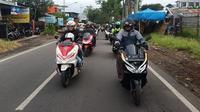 Touring Honda PCX (MPM)