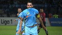 Kapten Persela Lamongan, Wallace Costa Alves. (Bola.com/Aditya Wany)