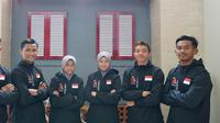 Enam atlet muda Indonesia akan tampil di Italia (dok: FPTI)