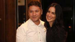 Mesranya Gading Marten dan Sophie Latjuba saat perayaan ulang tahun Gading pada (8/5/2019) di Ivy Restaurant, Jakarta Selatan (Liputan6.com/IG/gadiiing)