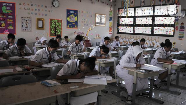 Rata Rata Nilai Usbn Sd Matematika Di Yogyakarta Anjlok News