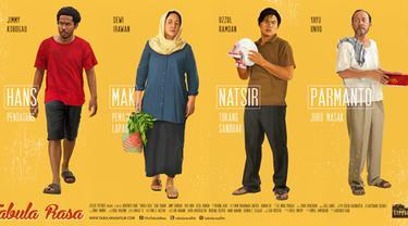 Poster Film Tabula Rasa