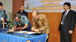 Komando Pengembangan dan Pendidikan TNI AL (Kobangdikal) sebagai lembaga pendidikan  terbesar milik TNI AL, senantiasa berusaha meningkatkan sumberdaya manusia yang dimilikinya.