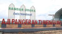 Penyusunan kajian rencana pengelolaan Bandar Udara APT Pranoto Samarinda diawali dengan Tandatangani Nota Kesepahaman dengan Pemprov Kalimantan Timur.