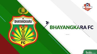 Bhayangkara FC Shopee Liga 1 2019