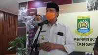 Gubernur Banten Wahidin Halim. ((Liputan6.com/Pramita Tristiawati)