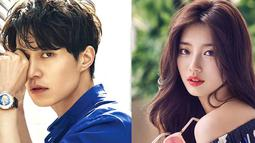Bahkan dalam sebuah acara, Suzy mengaku jika aktor kelahiran 6 November 1981 itu merupakan pria idamannya. (Foto: Allkpop.com)