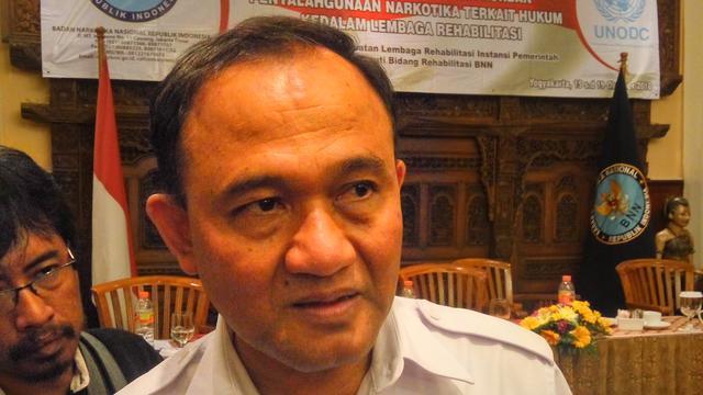 BNN di Yogyakarta