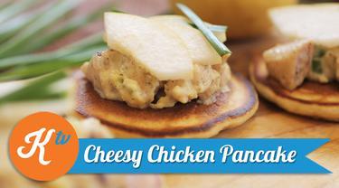Tutorial Masak: Sarapan Nikmat dengan Chicken Pancake