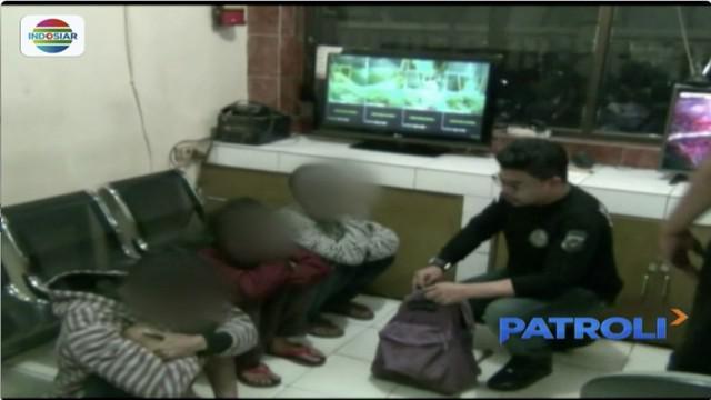 Polres Metro Jakarta Barat dan Polsek Kembangan tangkap tiga remaja yang berencana lakukan balapan liar.