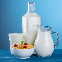 ilustrasi anak minum susu/copyright Pixabay
