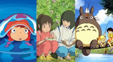 AMPAS Beri Penghargaan Kepada Pendiri Studio Animasi Ghibli