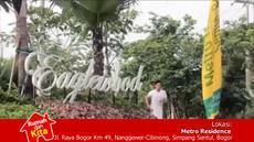 Cibinong sebagai ibukota Kabupaten Bogor mengalami perkembangan yang cukup pesat, terutama dari segi infrastruktur.