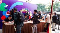 Audisi Stand Up Comedy Academy  (SUCA) 4 di Yogyakarta, Sabtu 30 Juni 2018 (Istimewa)