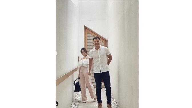 Gisel dan Wijin (Sumber: Instagram/gisel_la)